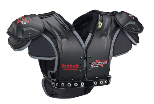 ccc6bfd49f5 Riddell Power JPK+ Youth Football Shoulder Pads - All Purpose - League  Outfitters