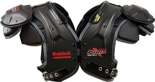 Riddell Power SPK+ QB/WR Adult Football Shoulder Pads - League Outfitters