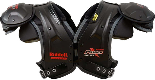 Riddell Power SPK+ RB/DB Adult Football Shoulder Pads - League Outfitters