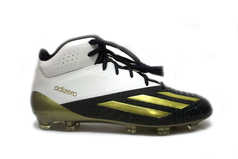 adidas Men's SM adizero 5-Star 5.0 X SP Mid Football Cleats - League Outfitters