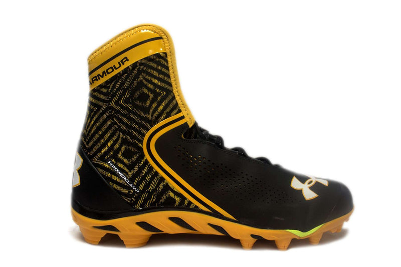 Under Armour Team Spine Brawler MC Football Cleats - League Outfitters