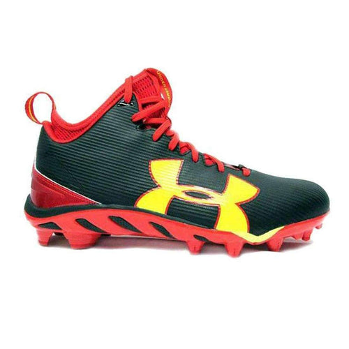 Under Armour Team Spine Fierce MC Football Cleats - League Outfitters