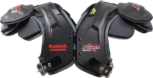 Riddell Power SPK+ LB/FB Adult Football Shoulder Pads - League Outfitters
