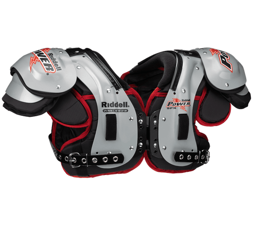 Riddell Power SPX RB/DB Adult Football Shoulder Pads - League Outfitters