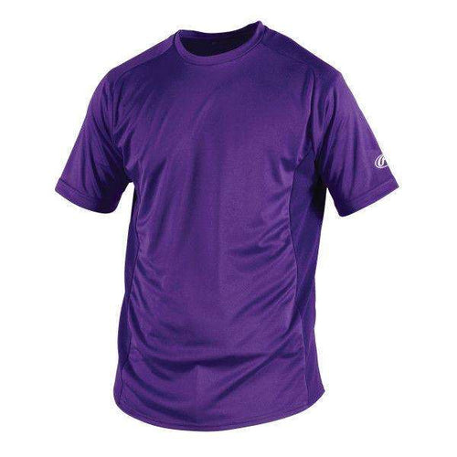 7a680b92c Rawlings Base Crew Neck Short Sleeve Jersey - League Outfitters