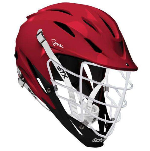 STX Rival Adult Custom Lacrosse Helmet - League Outfitters