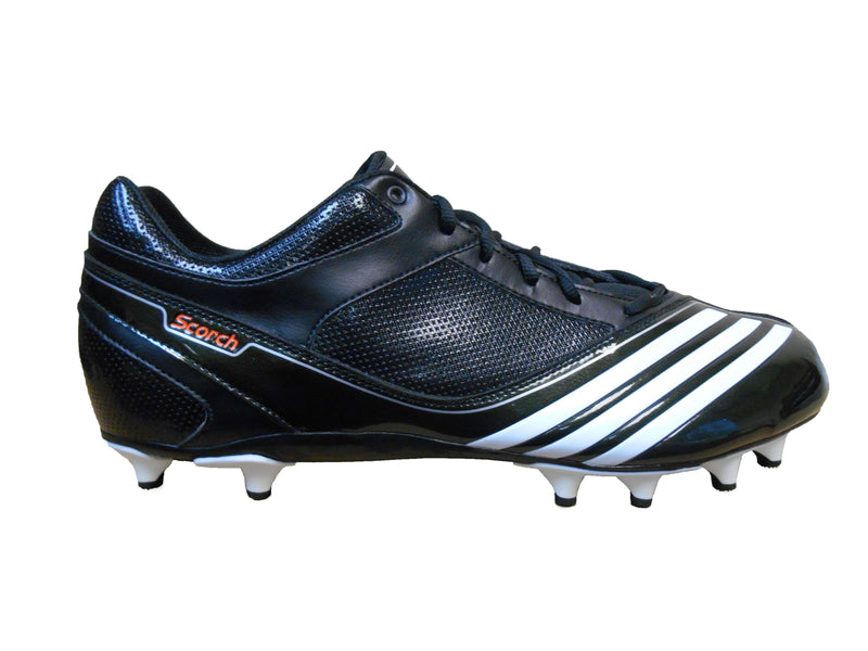 adidas Men's Scorch Lightning Fly Low Football Cleats - League Outfitters