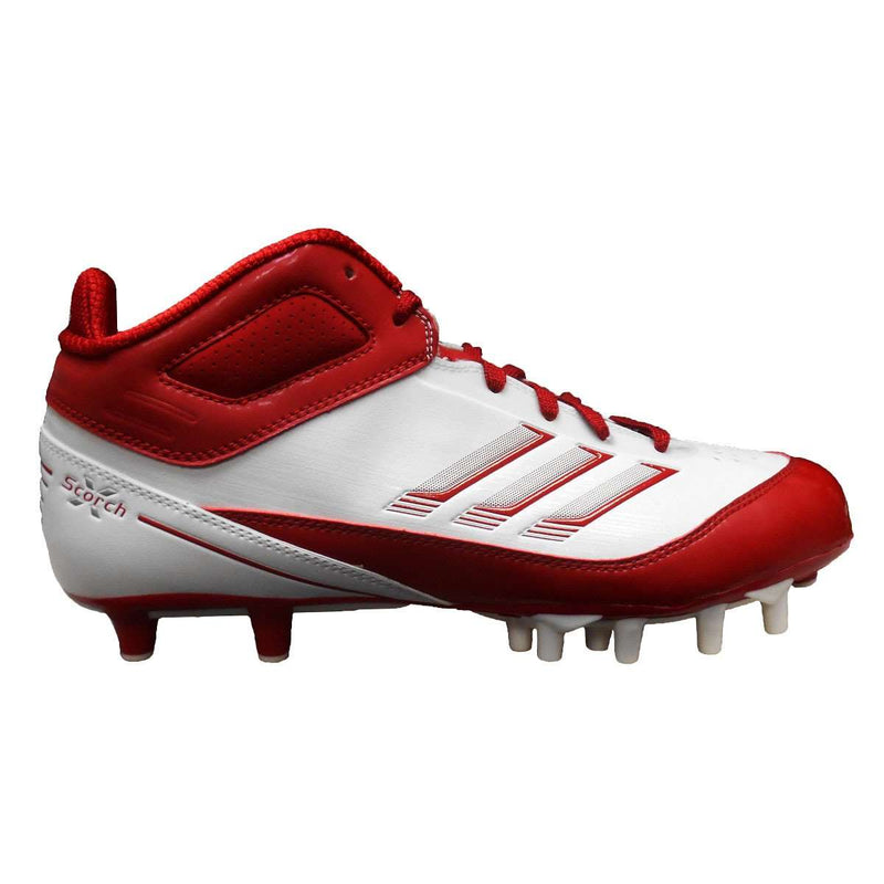 adidas Scorch X Superfly Mid Football Cleats - League Outfitters