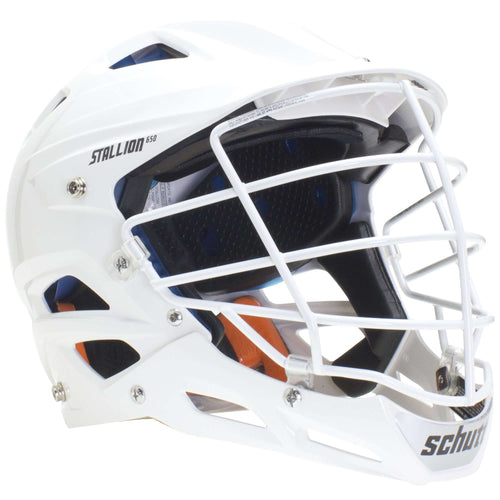 Schutt Stallion 100 Youth Lacrosse Helmet - League Outfitters