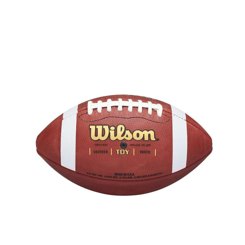 Wilson TDY Traditional Leather Football - League Outfitters