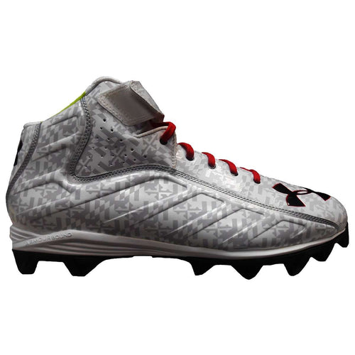 Under Armour Team Fierce MR Wide Football Cleats - League Outfitters