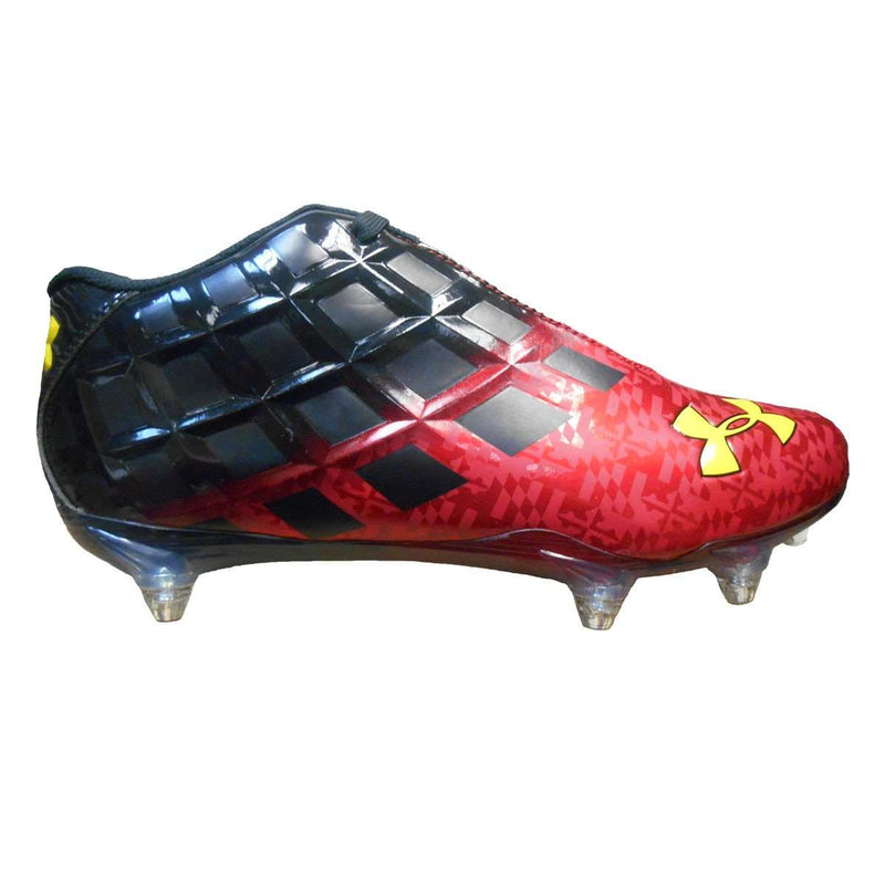 Under Armour Team  Mercenary 5/8 D Football Cleats - League Outfitters