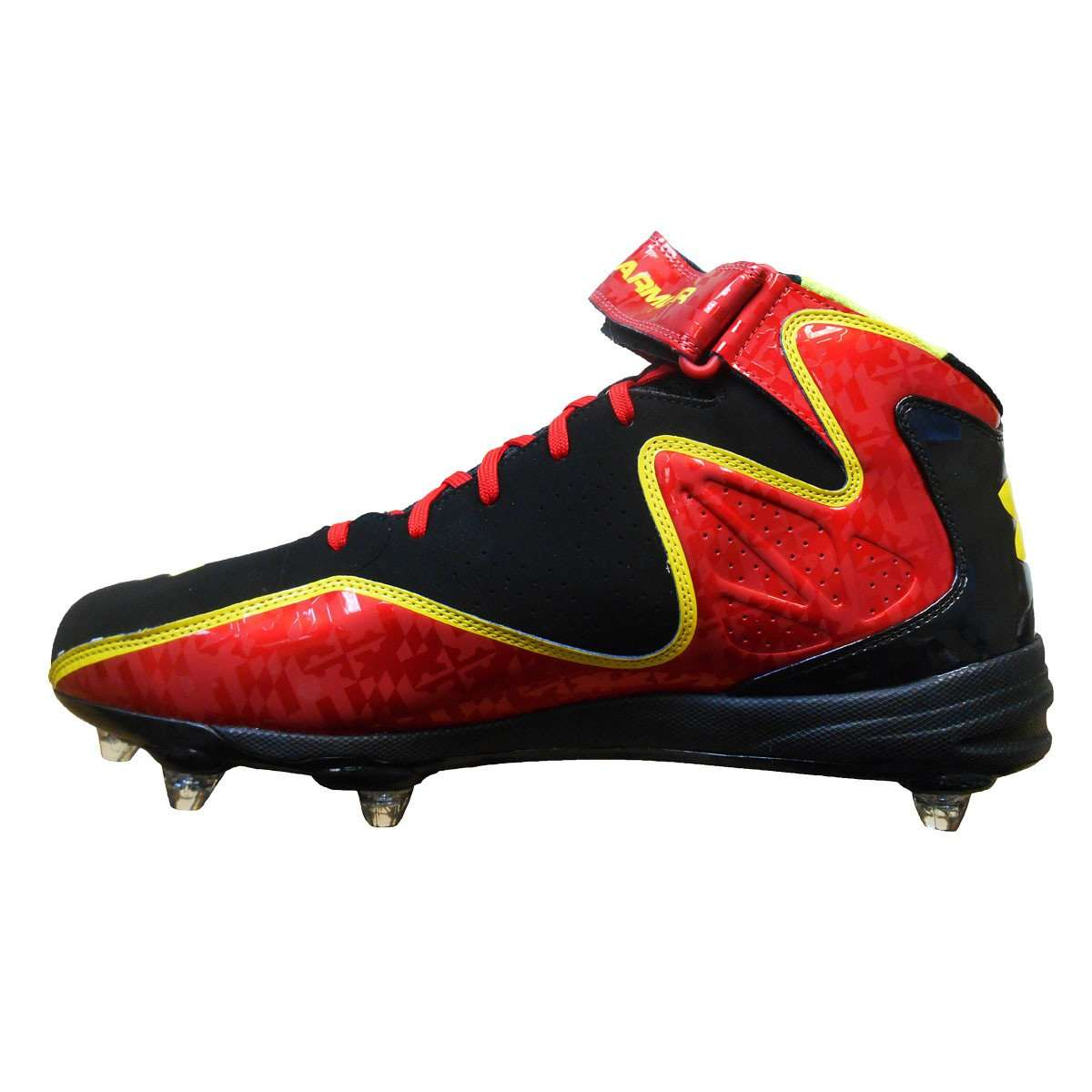 0c65625ac ... Under Armour Team Renegade D Com Wide Football Cleats - League  Outfitters ...