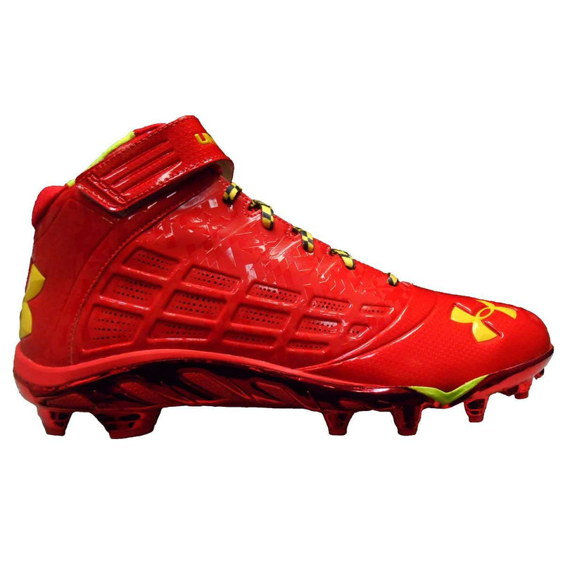 Under Armour Team Spine Fierce MC Football Cleat - League Outfitters