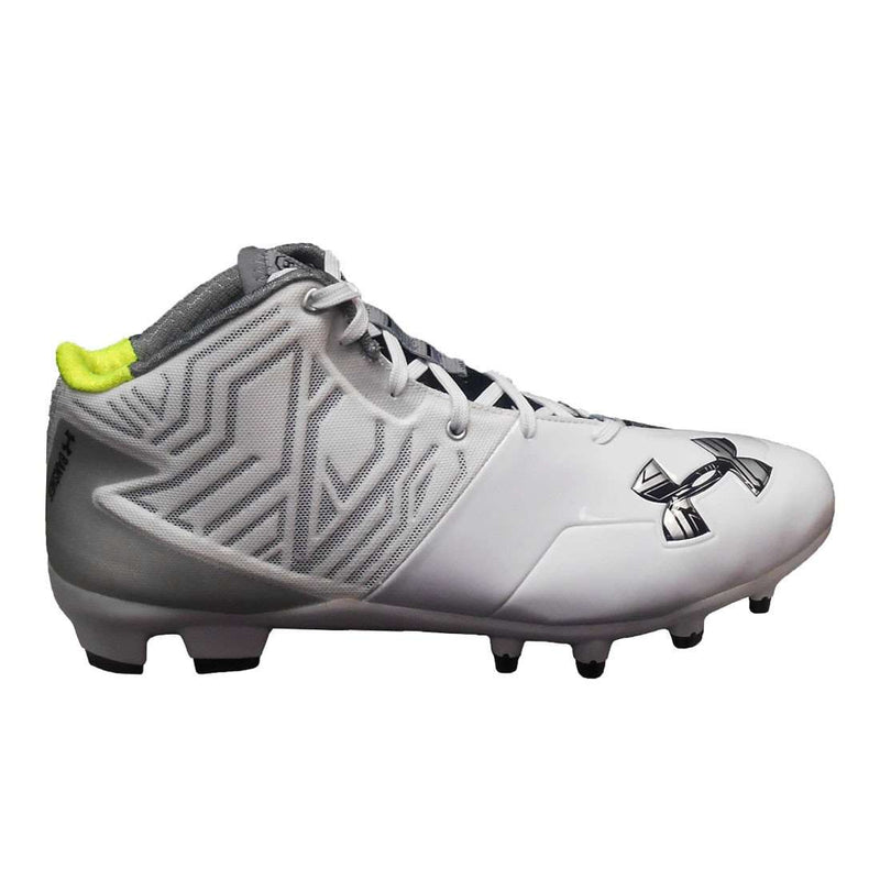 Under Armour Team Banshee Mid MC Football Cleats - League Outfitters