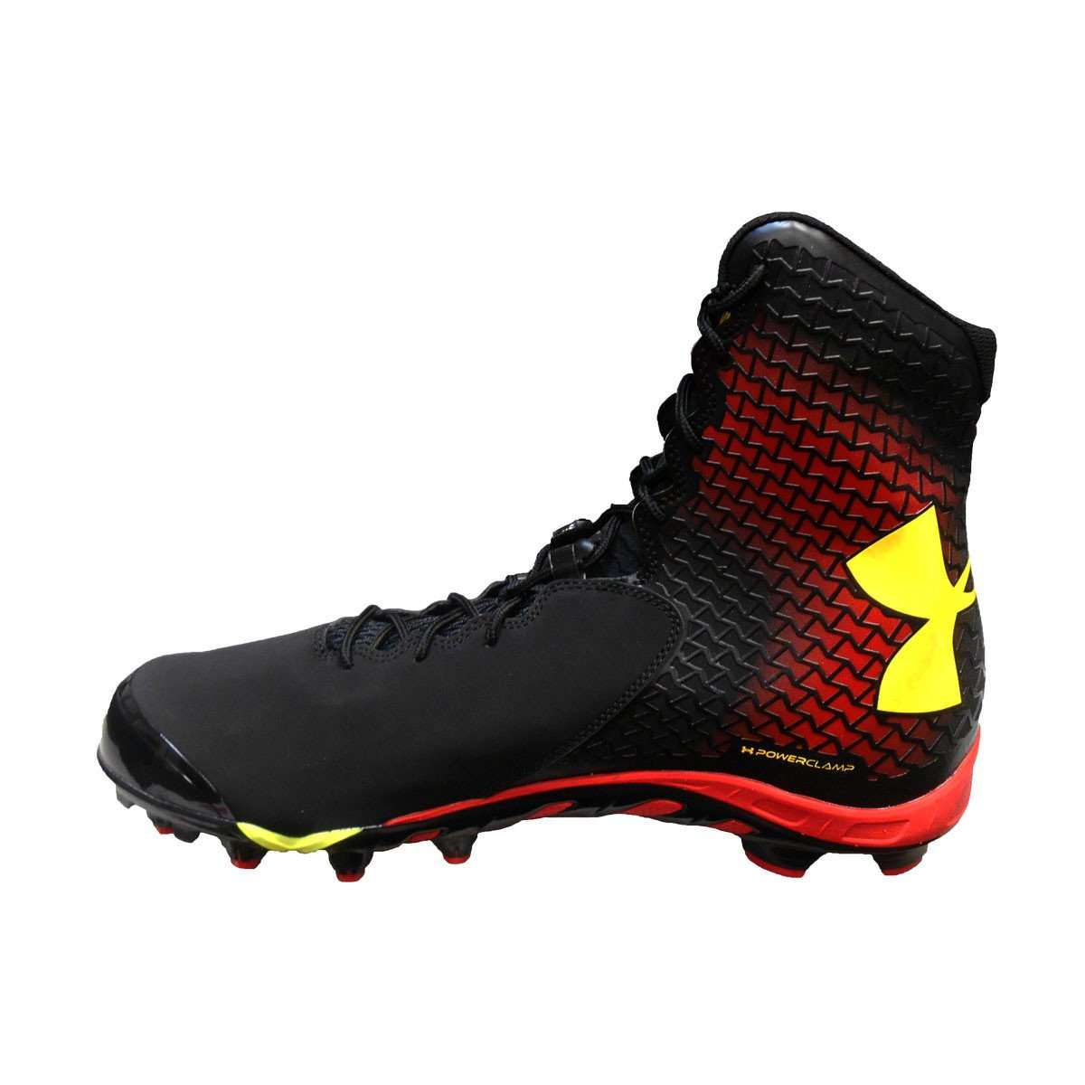 35f24f7f1261 ... Under Armour Team Spine Brawler Molded Football Cleats - League  Outfitters ...