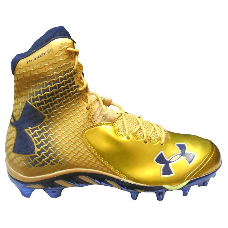 Under Armour Team Spine Brawler MC Wide Football Cleats - League Outfitters
