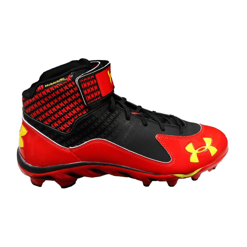 Under Armour Team Spine Fierce Molded Football Cleats - League Outfitters