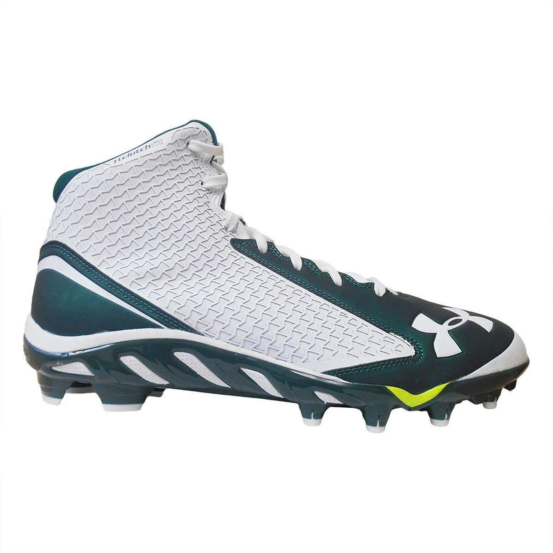 Under Armour Team Spine Nitro Mid MC Football Cleats - League Outfitters