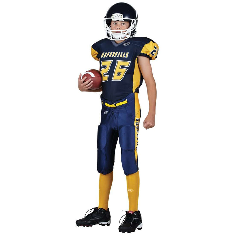 Rawlings Adult Sublimated Football Jersey - Naperville - League Outfitters