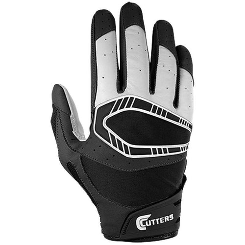 Cutters Adult Rev Pro 3D Football Receiver Gloves - League Outfitters