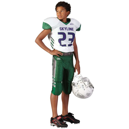 Rawlings Adult Sublimated Football Jersey - Skyline - League Outfitters