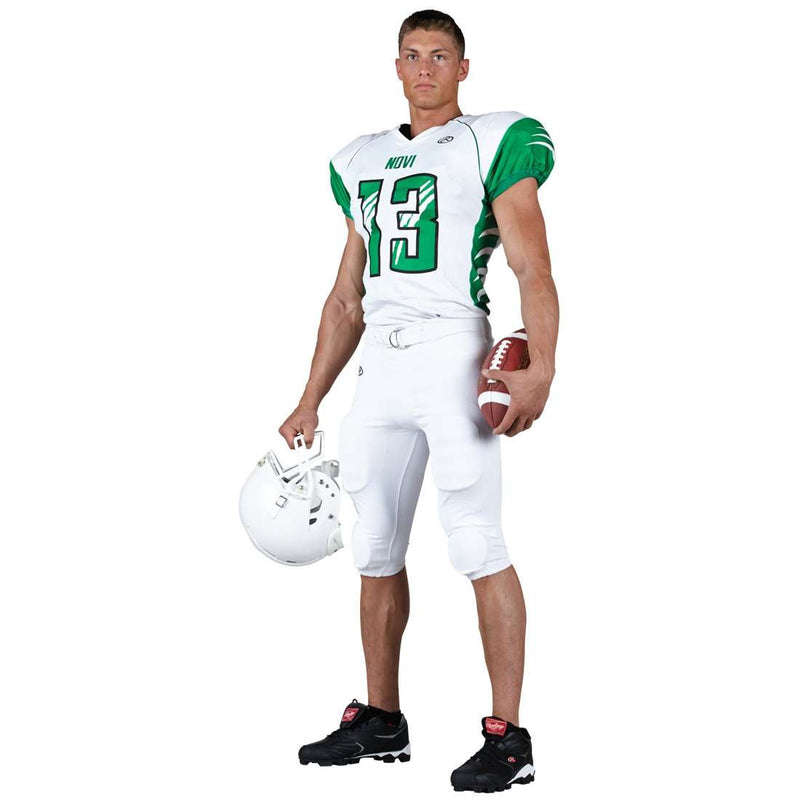 Rawlings Adult Tackle Twill Football Jersey - Novi - League Outfitters