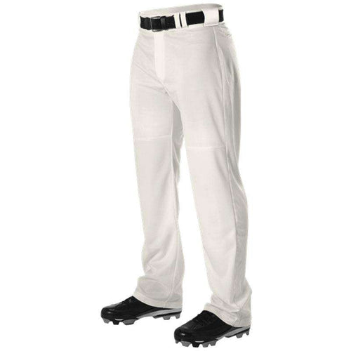 Alleson Youth Warp Knit Wide Leg Baseball Pants - League Outfitters