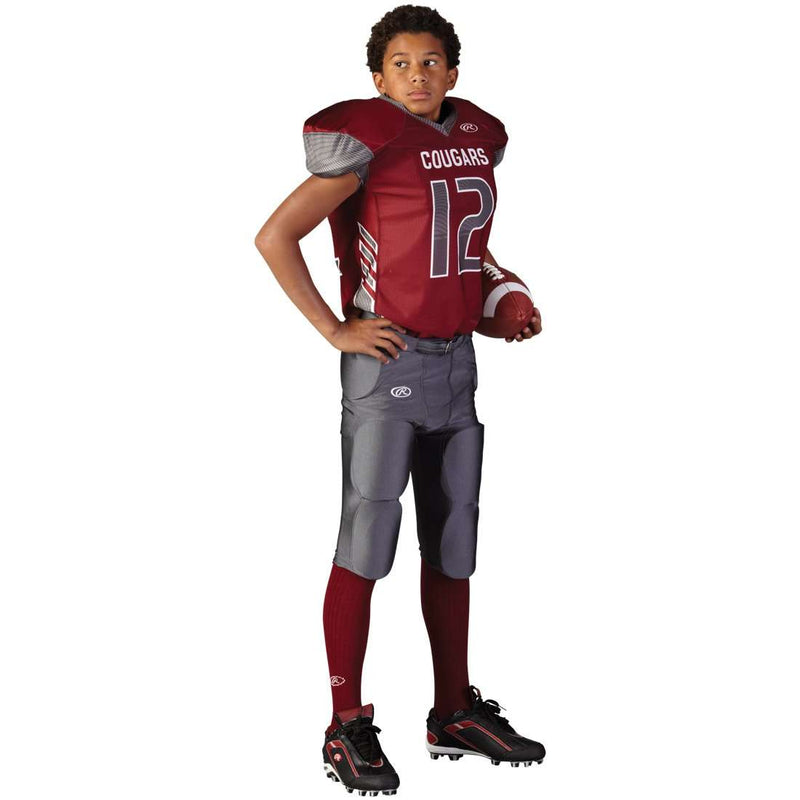 Rawlings Adult Sublimated Football Jersey - League Outfitters