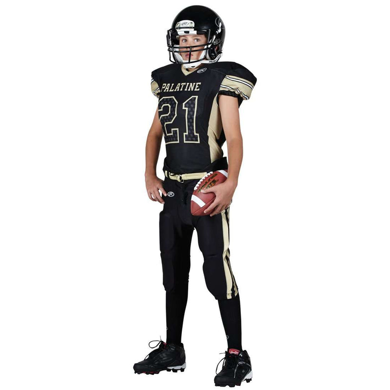 Rawlings Youth Tackle Twill Football Jersey - Palatine - League Outfitters