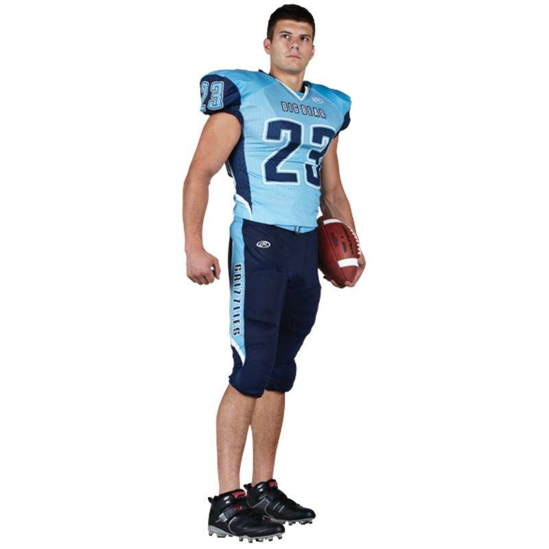 Rawlings Youth Sublimated Football Jersey - Big Bear - League Outfitters