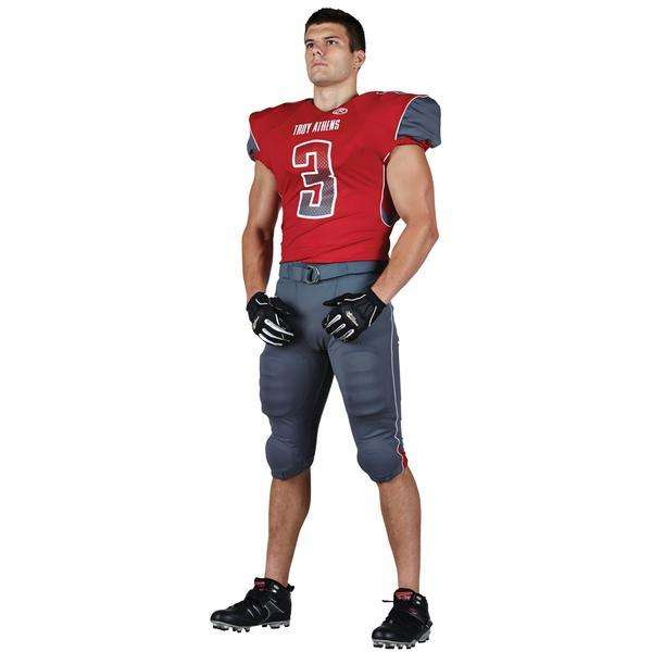 Rawlings Youth Tackle Twill Football Jersey - Troy Athens - League Outfitters