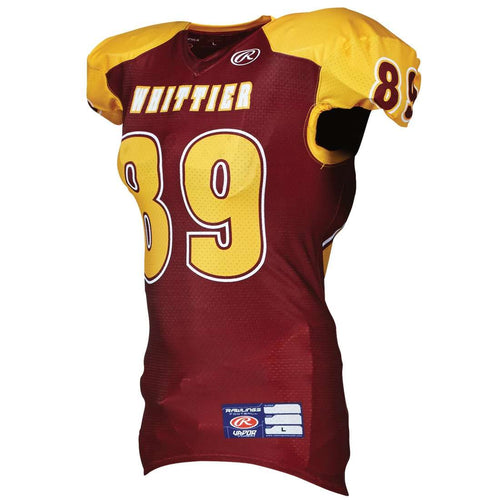 Rawlings Adult Sublimated Football Jersey - Whittier - League Outfitters