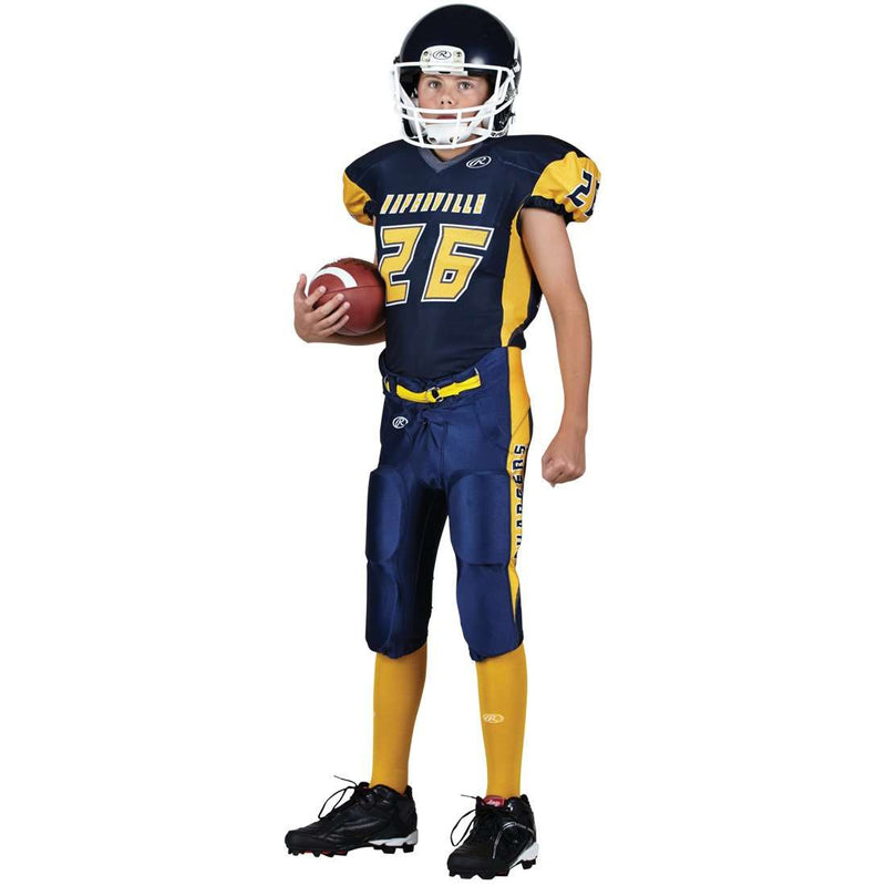 Rawlings Youth Sublimated Football Jersey - Reed Custer - League Outfitters