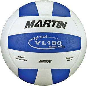 Martin Composite Leather Volleyball - League Outfitters