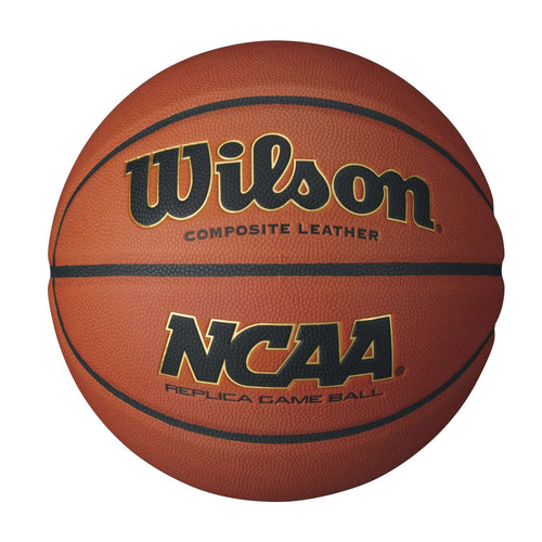 "Wilson NCAA Replica Game Basketball - 29.5"" - League Outfitters"