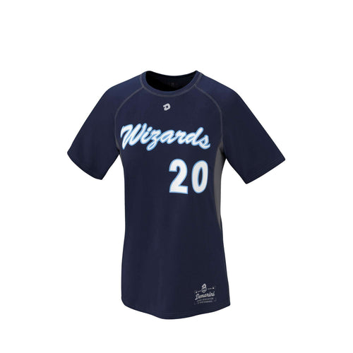 DeMarini Game Day Athletic Fit Pullover Jersey - League Outfitters
