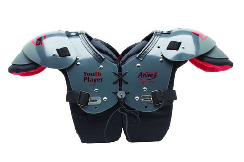 Adams Youth Player All Purpose Shoulder Pads - League Outfitters