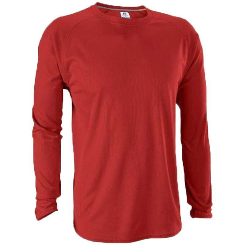 Russell Athletic Dri-Power Long Sleeve Shirt - League Outfitters
