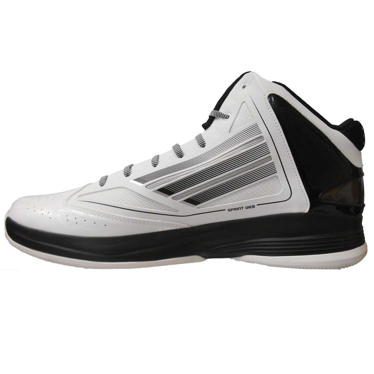 huge selection of 98e24 3738b ... adidas adiZero Ghost 2 Mens Basketball Shoes - League Outfitters ...