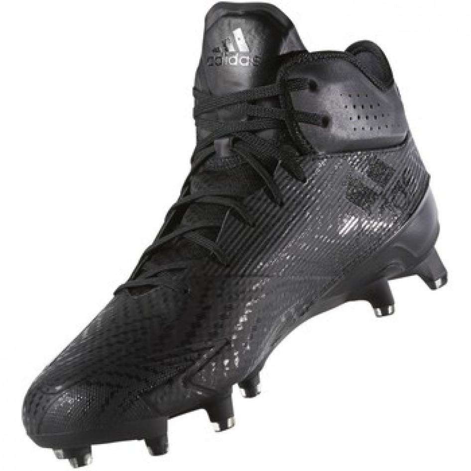 ... adidas Men s adizero 5-Star 5.0 Mid Football Cleats - League Outfitters  ... 2c366cb340c9