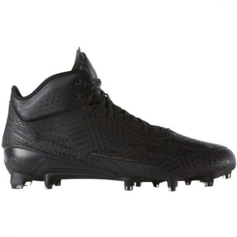 adidas Men's adizero 5-Star 5.0 Mid Football Cleats - League Outfitters