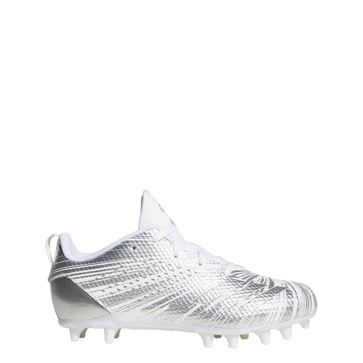 the latest c55f0 29b25 adidas adizero 5-Star 7.0 Youth Football Cleats  League Outfitters