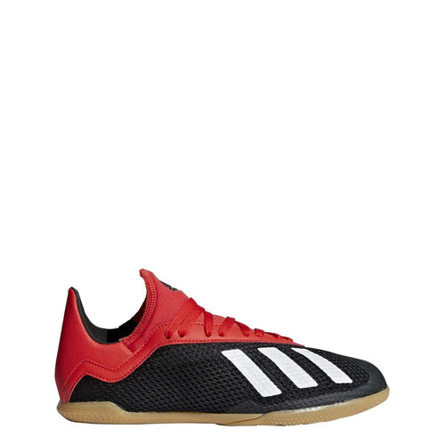 adidas X 18.3 Youth Indoor Soccer Cleats - League Outfitters