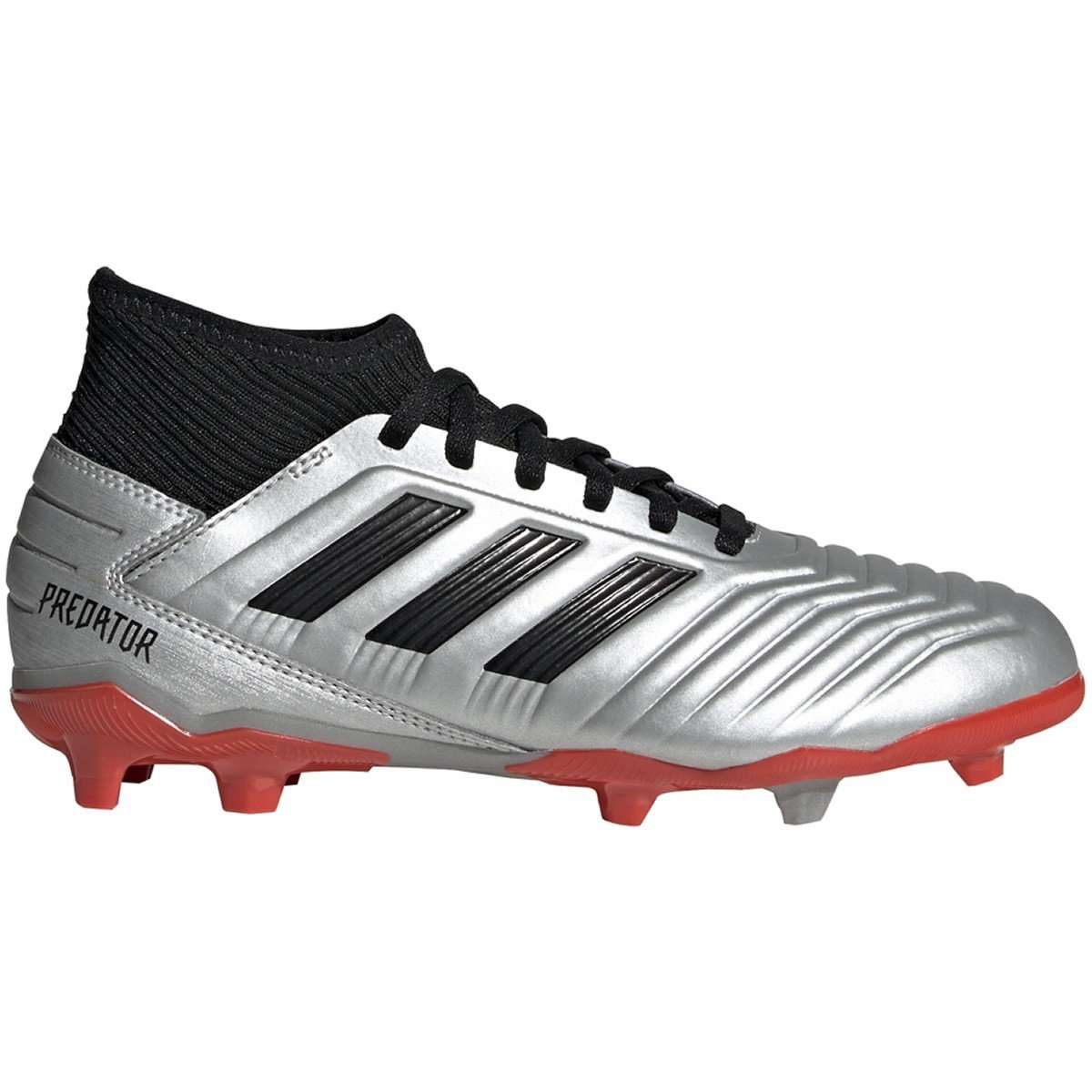 fashion style crazy price vast selection adidas Predator 19.3 FG J Youth Soccer Cleats