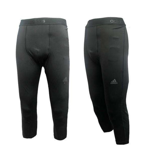 adidas Premium Men's 3/4 Basketball Tights - League Outfitters