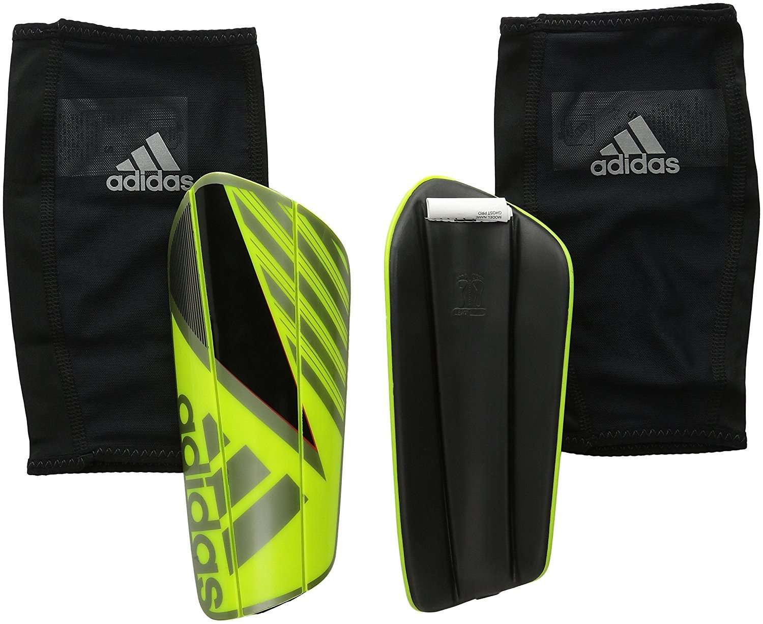 pretty nice 40835 77584 ... adidas Mens Ghost Pro Shin Guards - League Outfitters ...