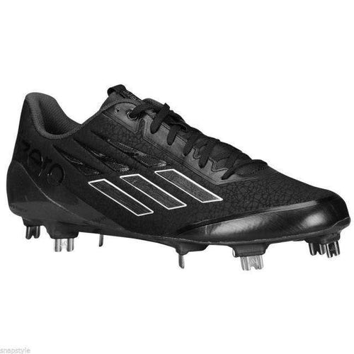 adidas Afterburner Metal Baseball Cleats - League Outfitters