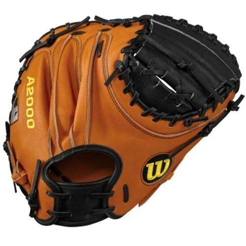"Wilson A2000 32.5"" Catcher's Mitt - League Outfitters"