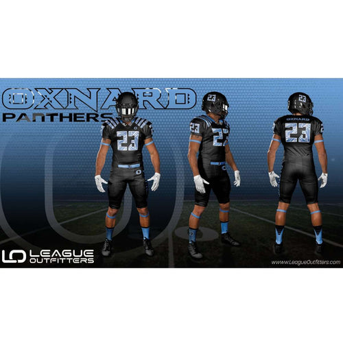 c5289b2f40e Two Side Custom Sublimated Reversible Football Jersey - League Outfitters